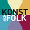 Konstochfolk Logotyp
