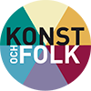 Konstochfolk Logotyp